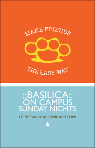 The Basilica Campus Posters