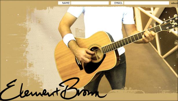 Element Brown Website