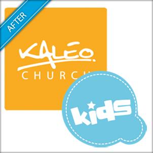 Current Kaleo Kids Logo